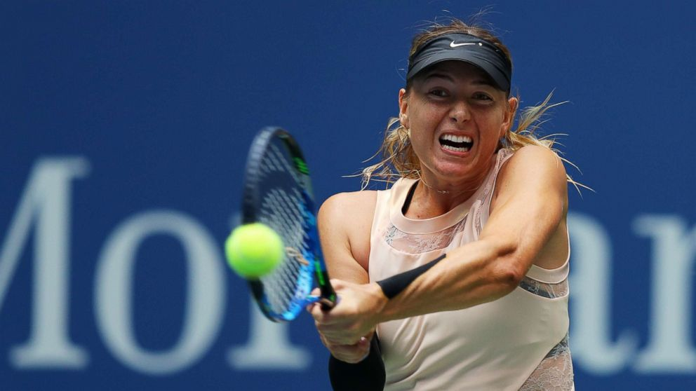 Remarkable, Maria sharapova tennis confirm. agree