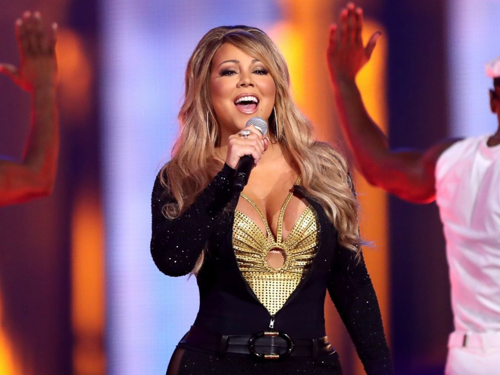 photo mariah carey performs onstage during vh1 hip hop honors the 90s game changers