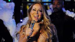 'PHOTO: Mariah Carey performs during a concert in Times Square on New Year's Eve in New York, Dec. 31, 2016.' from the web at 'https://s.abcnews.com/images/Entertainment/mariah-carey-rt-hb-171020_16x9t_240.jpg'