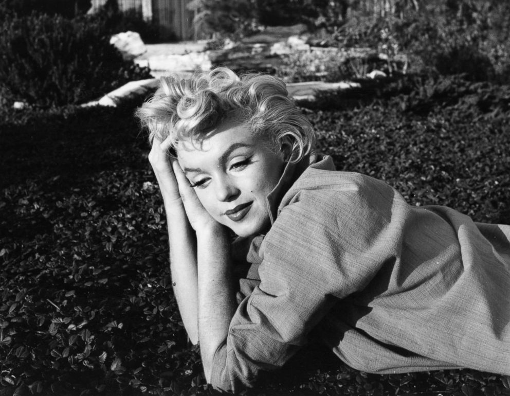 PHOTO: Marilyn Monroe is pictured circa 1954.