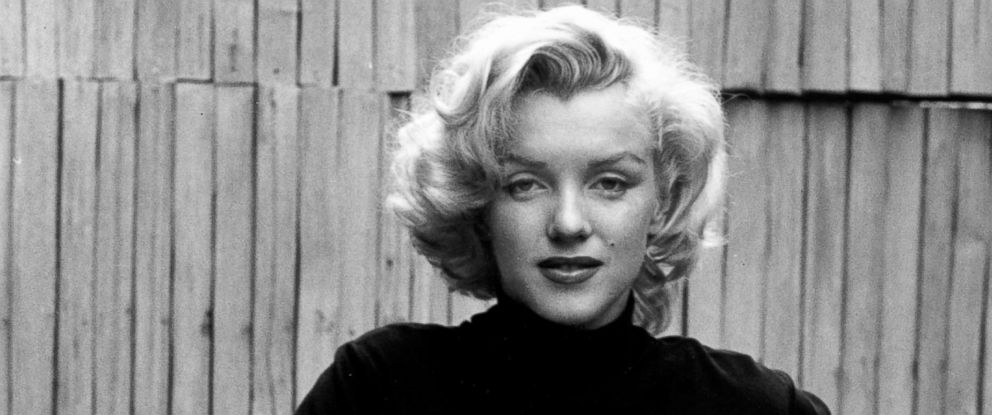 photo marilyn monroe is pictured at home in this undated file photo