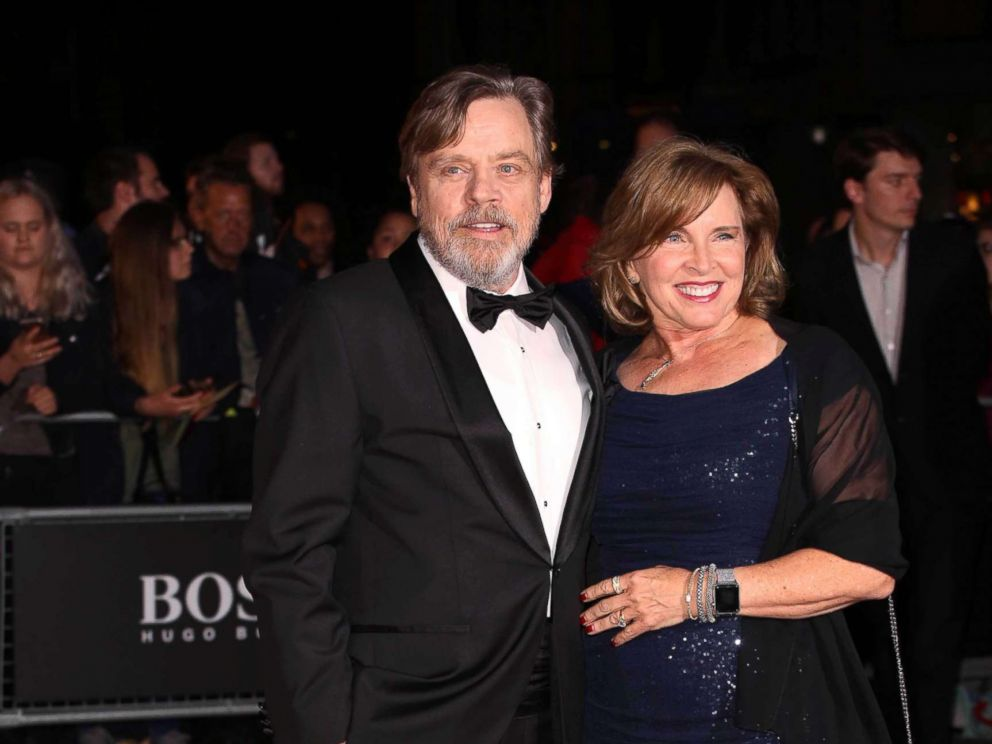 PHOTO: Mark Hamill attends the GQ Men of The Year Awards in London, England, Sept. 5, 2017.
