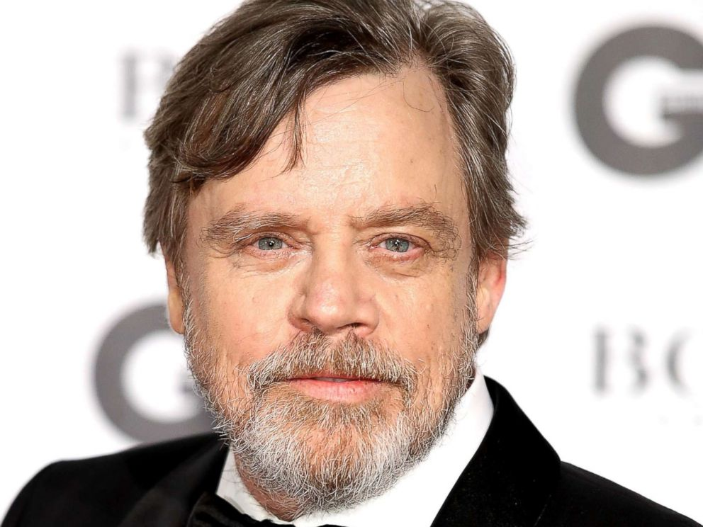PHOTO: Mark Hamill attends the GQ Men Of The Year Awards at Tate Modern, Sept. 5, 2017, in London.
