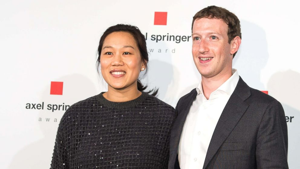 Facebook Founder Mark Zuckerberg Welcomes Daughter August