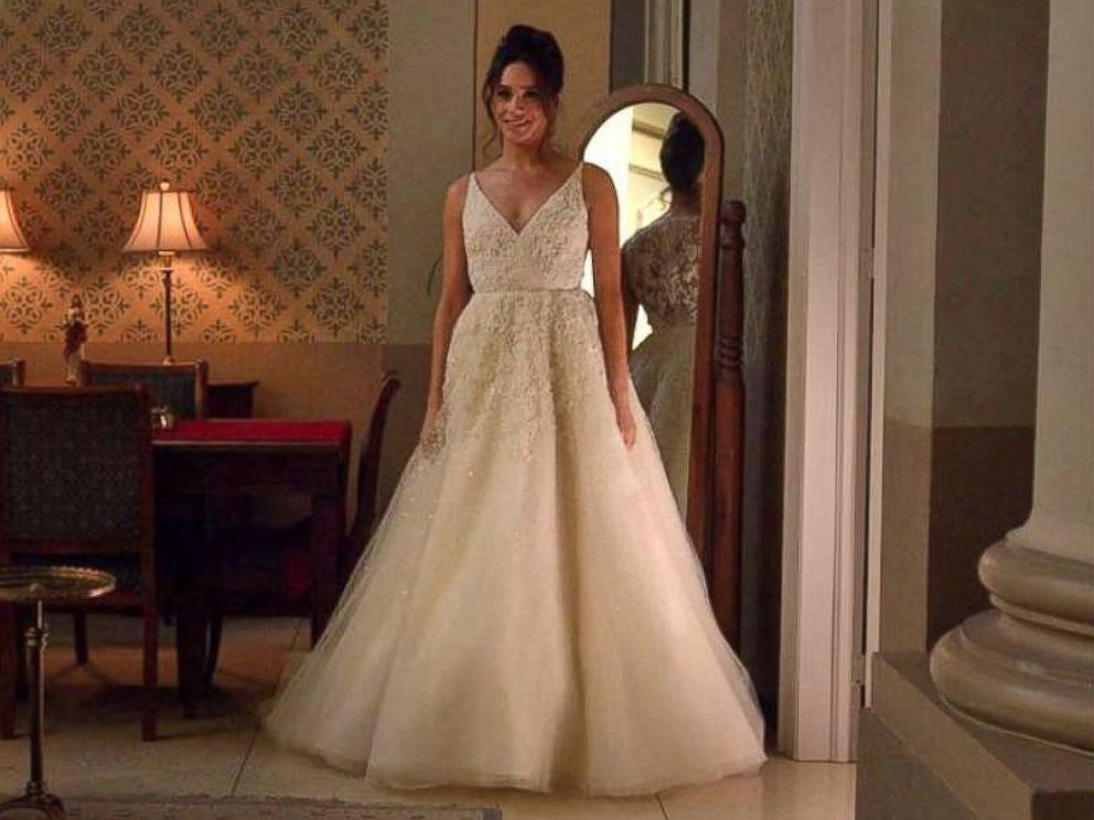 Meghan Markle has already described her dream wedding dress - ABC News