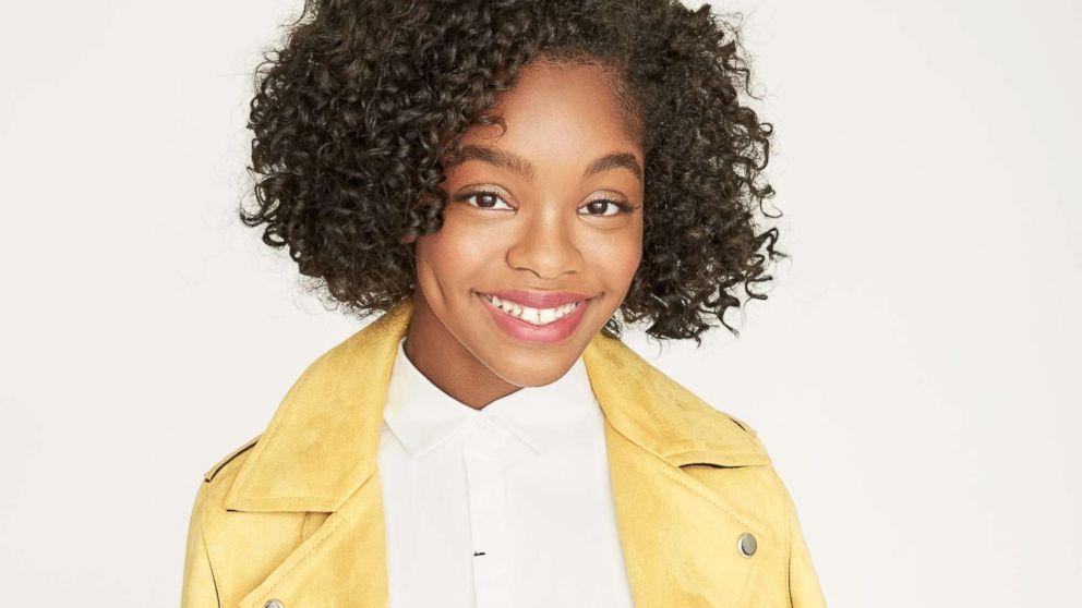 "Marsai Martin stars in ABC's ""Blackish."""