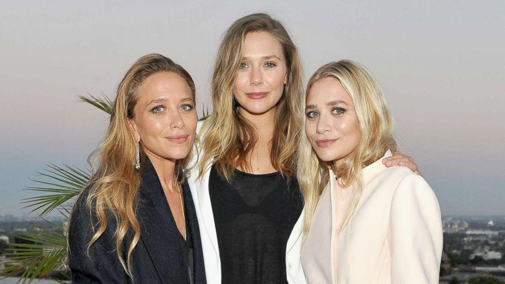 Mary-Kate and Ashley Olsen at the Met Gala 2014 | POPSUGAR ... |Elizabeth Olsen And Sisters 2014
