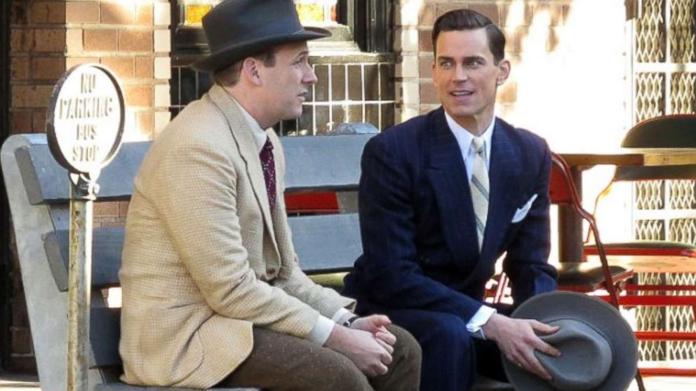 Matt Bomer Discusses The Last Tycoon And How He Explains His Racy
