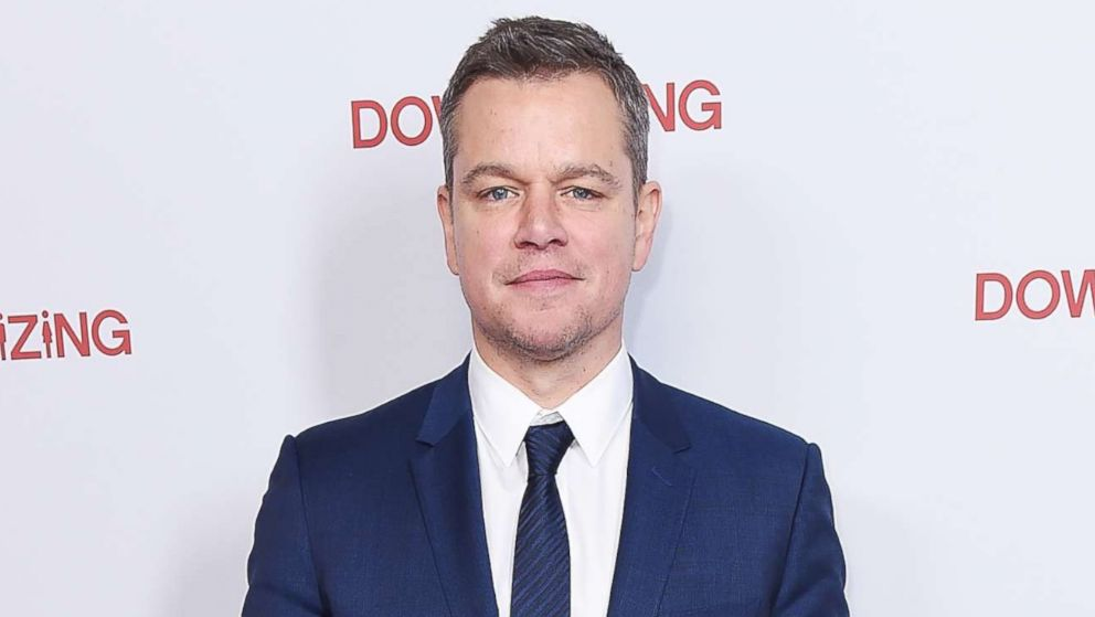 Matt Damon opens up about Harvey Weinstein, sexual ...