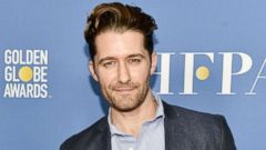 PHOTO: Matthew Morrison attends the Hollywood Foreign Press Association hosts Television Game Changers panel discussion at the Paley Center for Media, Oct. 26, 2017, in Beverly Hills, Calif.
