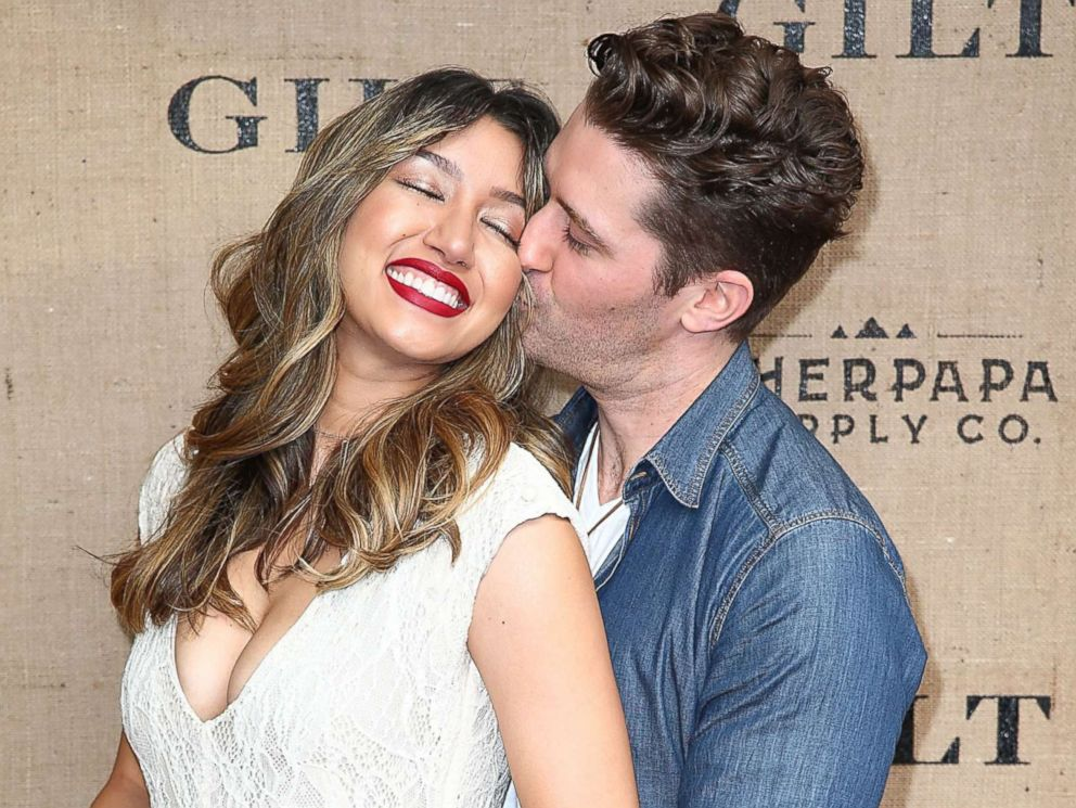 PHOTO: Renee and Matthew Morrison attend the Gilt & Sherpapa Supply Co. Launch Event at Catch LA, May 31, 2017 in West Hollywood, Calif.