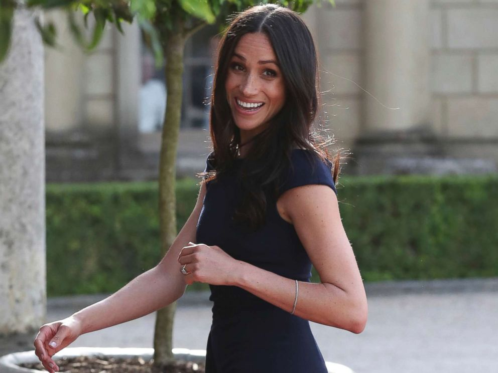 Prince Harry, Meghan Markle spotted on eve of their highly ...