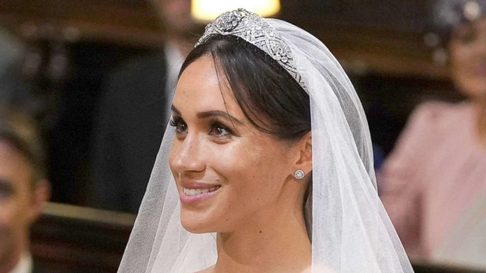 Meghan Markle's makeup artist shares how to get her 'lit from within' wedding look thumbnail