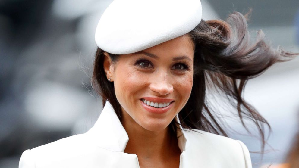 Meghan Markle attends the 2018 Commonwealth Day service at Westminster Abbey on March 12, 2018 in London.