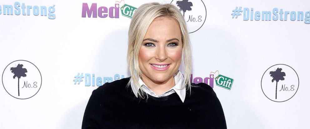 PHOTO: Meghan McCain attends #Diemstrong at No. 8, Nov. 12, 2015, in New York City.