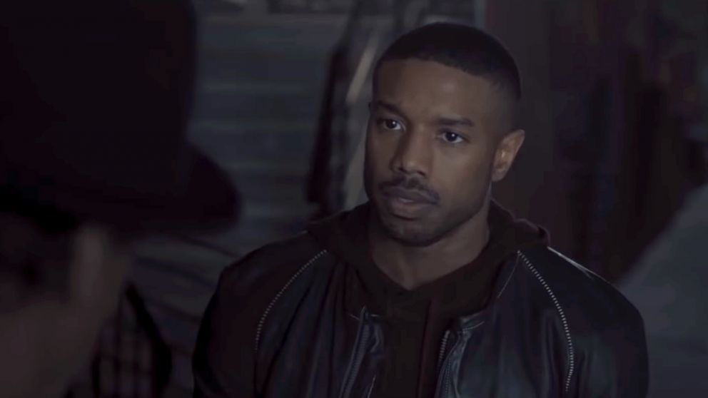 Here's The First Poster For Michael B. Jordan's Much-Needed