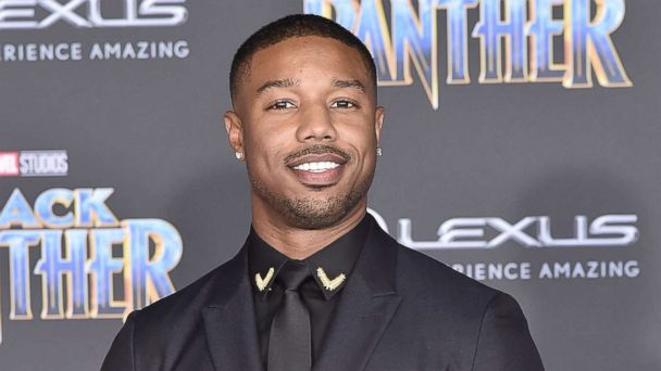 67fd33e0358 How Michael B. Jordan getting into shape for  Black Panther  hurt his  social life