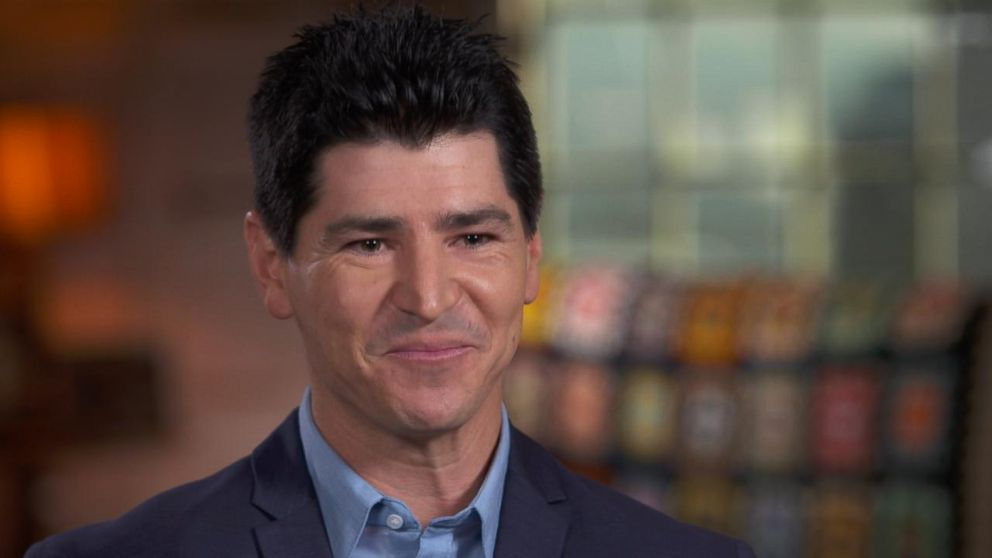 PHOTO: Michael Fishman played D.J. Conner on Roseanne.
