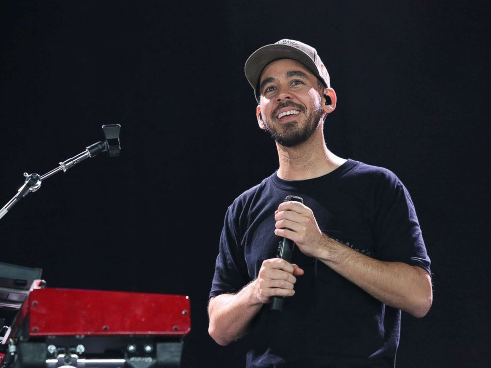 PHOTO: Mike Shinoda is pictured at Radio 104.5 11th Birthday Celebration in Camden, N.J., June 30, 2018.