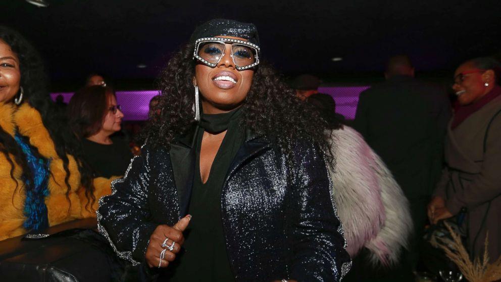 Singer Missy Elliott attends the ninth annual Essence Black Women in Music event at the Highline Ballroom, Jan. 25, 2018, in New York.