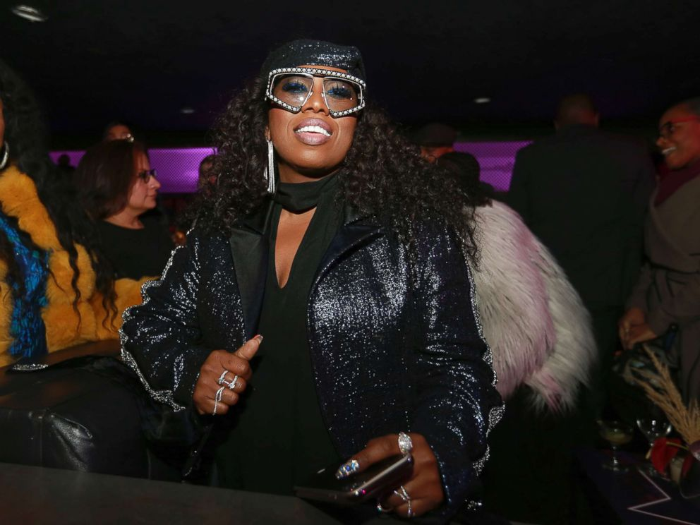 PHOTO: Singer Missy Elliott attends the ninth annual Essence Black Women in Music event at the Highline Ballroom, Jan. 25, 2018, in New York.