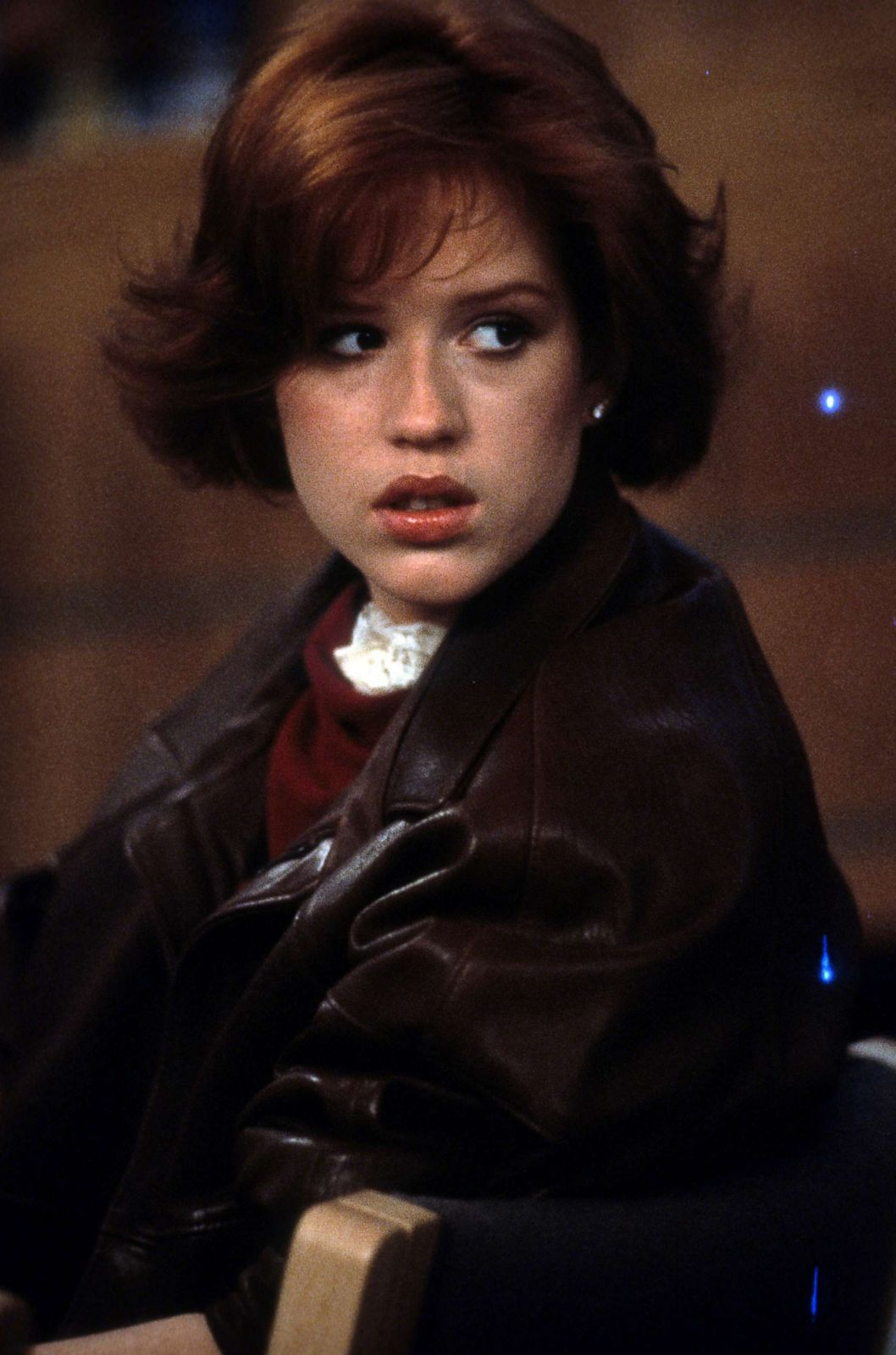 Molly Ringwald calls 'The Breakfast Club' 'troubling' after