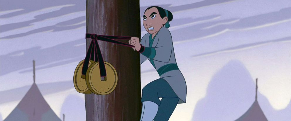 "PHOTO: A scene from Disneys ""Mulan"" is seen here."