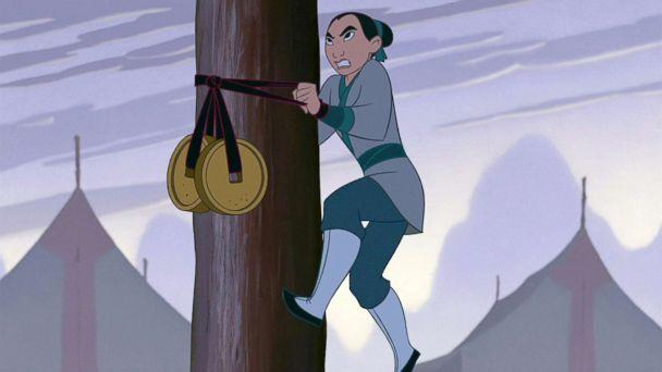 Mulan sexuality
