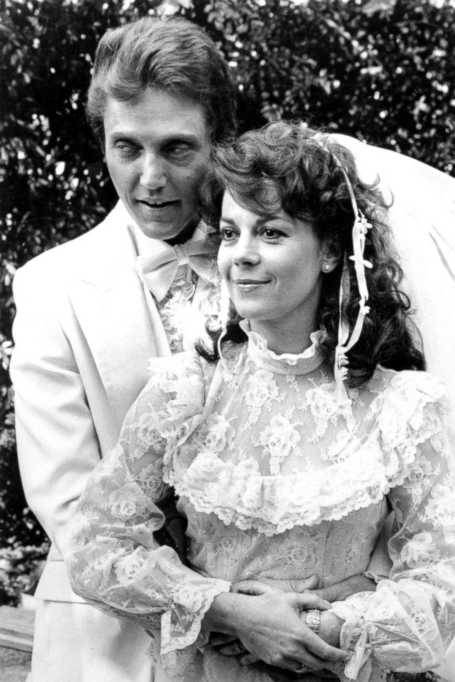 PHOTO: Christopher Walken and Natalie Wood star in the film Brainstorm.