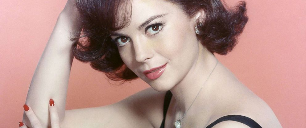 PHOTO: Natalie Wood in a studio portrait, circa 1965.