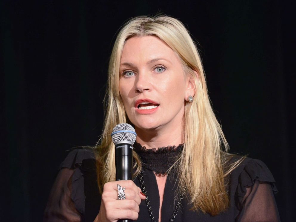 PHOTO: Natasha Henstridge attends Day 2 of the 2017 Son Of Monsterpalooza Convention held at Marriott Burbank Airport Hotel, Sept. 16, 2017, in Burbank, California.