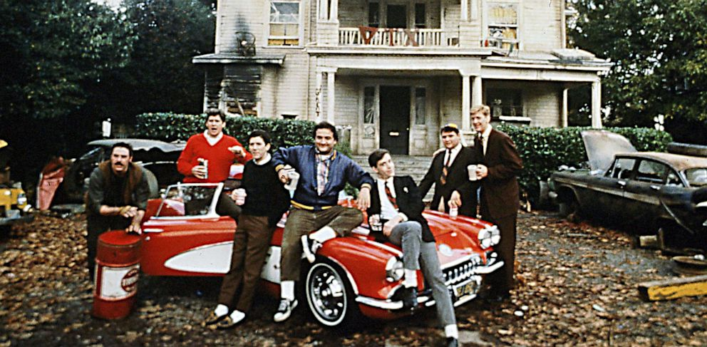 Animal House': Where Are They Now? - ABC News