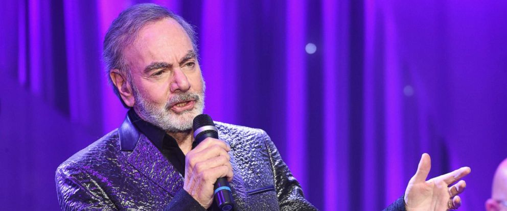 PHOTO: Neil Diamond performs onstage at Pre-Grammy Gala at The Beverly Hilton on Feb. 11, 2017 in Los Angeles.
