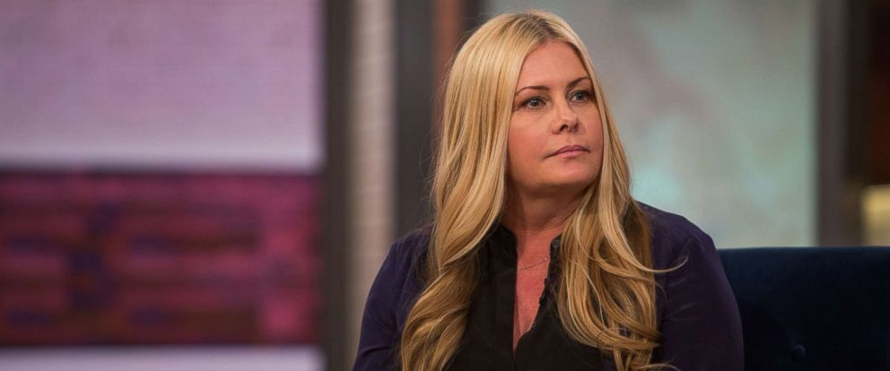 PHOTO: Nicole Eggert on Tuesday, January 30, 2018.