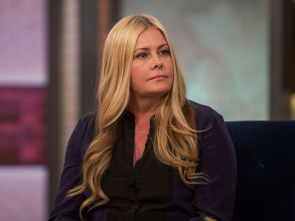 Nicole Eggert files report with LAPD against former co-star Scott Baio