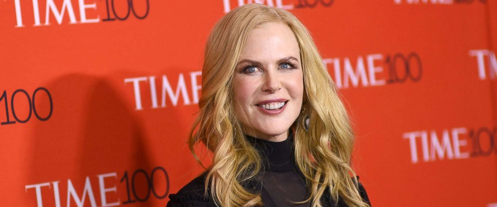 PHOTO: Nicole Kidman attends the TIME 100 Gala celebrating its annual list of the 100 Most Influential People In The World at Frederick P. Rose Hall, Jazz at Lincoln Center, April 24, 2018 in New York City.