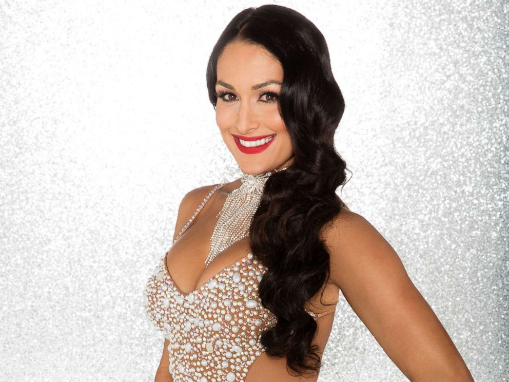 PHOTO: Nikki Bella to appear on the new season of Dancing With The Stars.