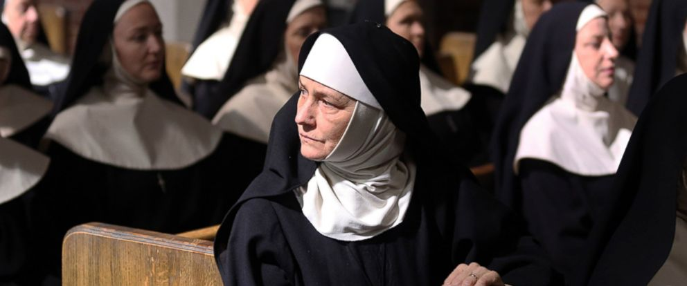 "PHOTO: Melissa Leo appears in the movie ""Novitiate."""
