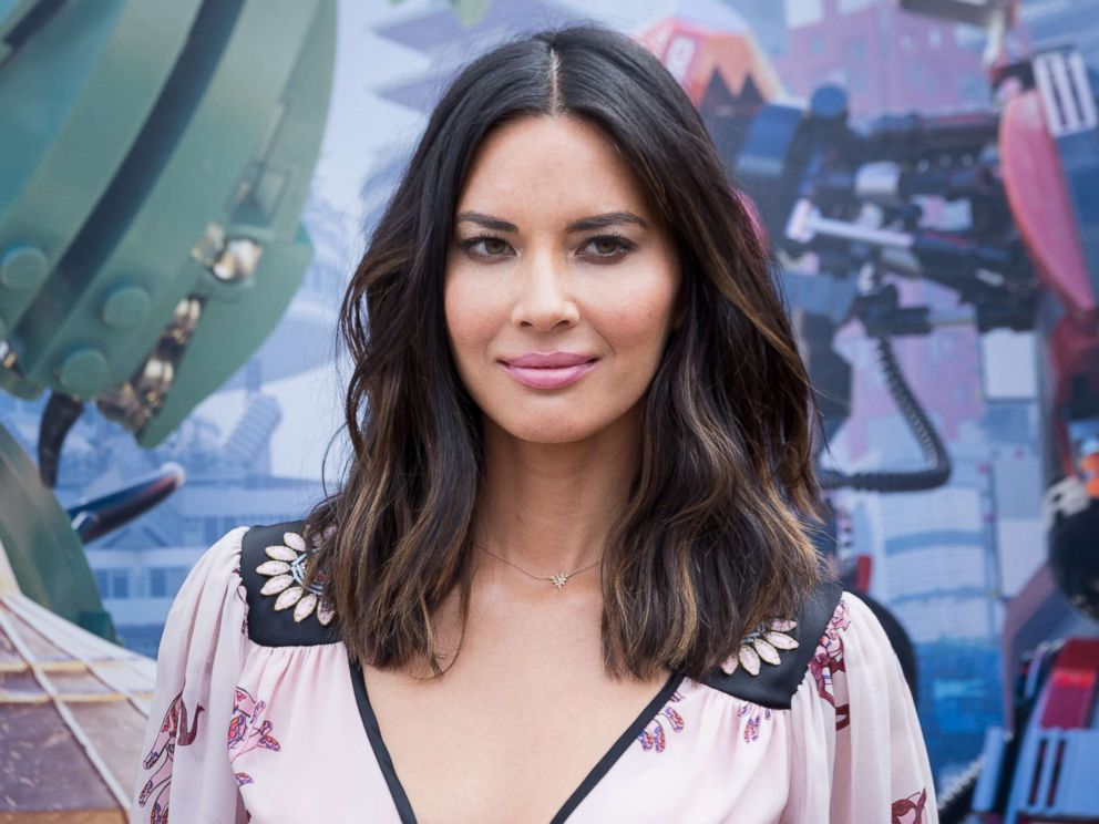 PHOTO: Olivia Munn attends the cast photo call for Warner Bros. Pictures The LEGO Ninjago Movie at LEGOLAND, Sept. 14, 2017, in Carlsbad, California.