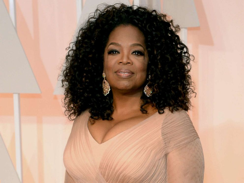 PHOTO: Oprah Winfrey attends the 87th annual Academy Awards, Feb. 22, 2015, in Hollywood, Calif.