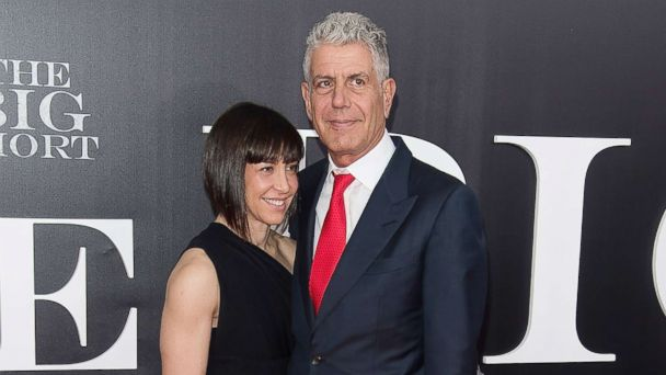 Anthony Bourdain's ex-wife says daughter 'strong and brave' following father's death