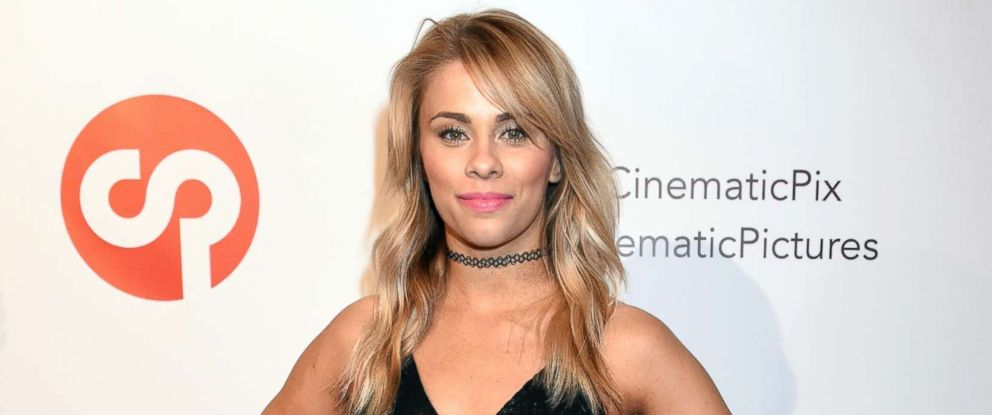 """PHOTO: Paige Vanzant attends the Rachele Royale Single and Music Video Release for """"Circus Life"""" at Cinematic Pictures Gallery, Jan. 13, 2017 in Hollywood, Calif."""