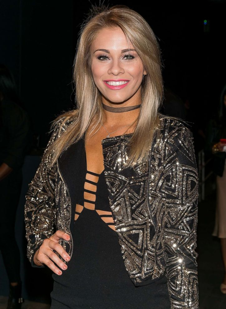 PHOTO: Paige VanZant attends Jeremy Scott fashion show during New York Fashion Week: The Shows at The Arc, Skylight at Moynihan Station, Sept. 12, 2016 in New York City.
