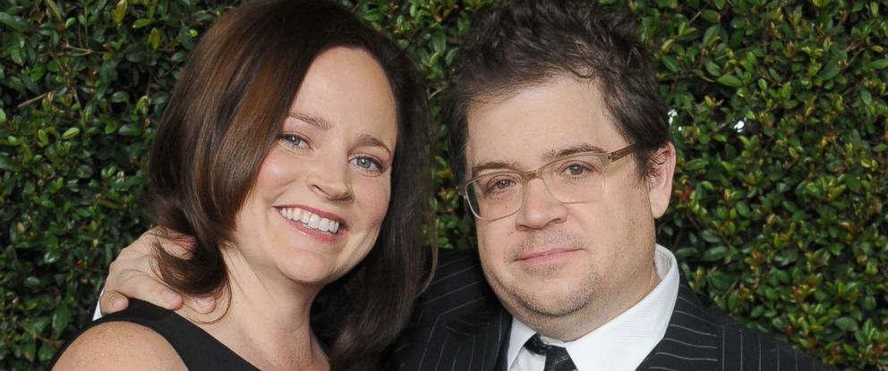 PHOTO: \Patton Oswalt and wife Michelle McNamara arrive at the Young Adult Los Angeles Premiere at AMPAS Samuel Goldwyn Theater on Dec. 15, 2011 in Beverly Hills, Calif.