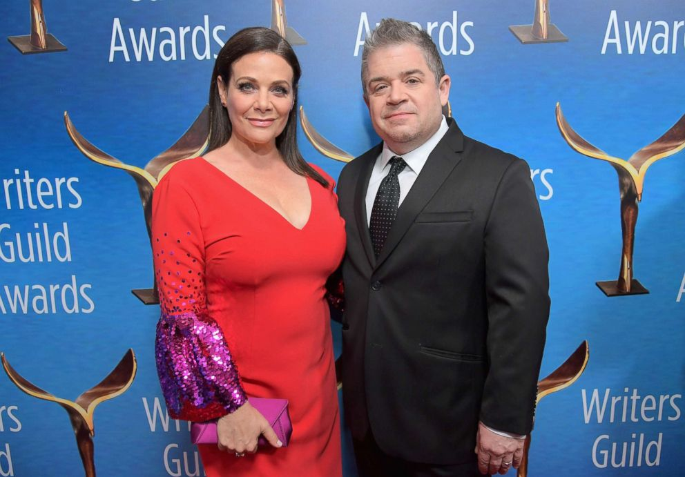 Patton Oswalt reacts to arrest in 'Golden State Killer' case