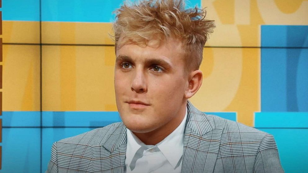 Youtube star Jake Paul opened up about how he hopes to be a role model in an interview with ABC News' Michael Strahan.