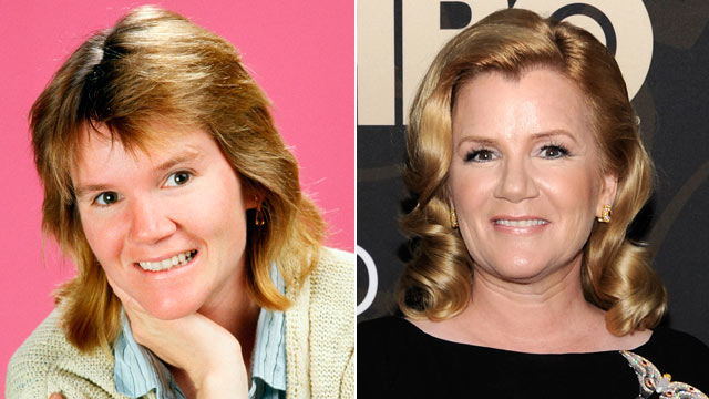 """PHOTO: Mare Winningham was an original member of Hollywood's """"Brat Pack,"""" starring in the 1985 film """"St. Elmo's Fire."""""""