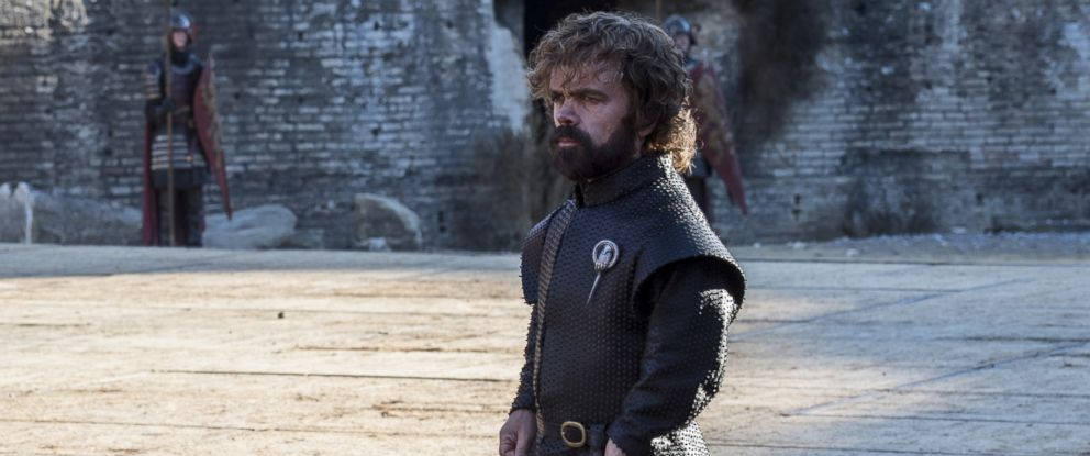 """PHOTO: Peter Dinklage in a scene of """"Game of Thrones."""""""