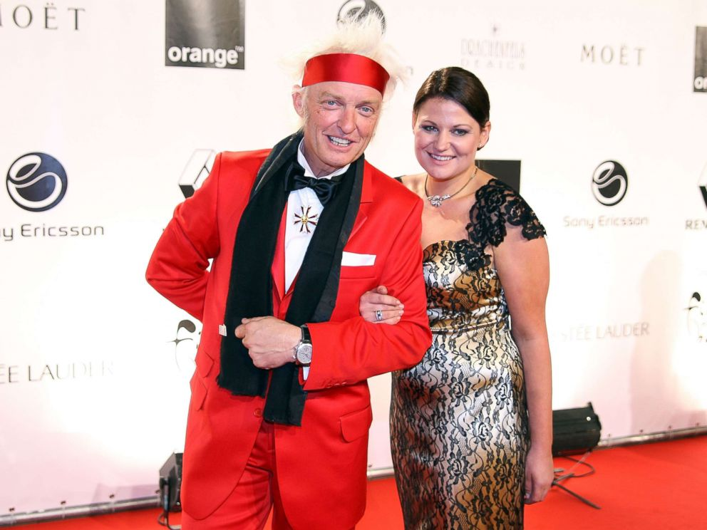 PHOTO: Peter Wolf and Lea Millesi attend the 2nd Orange Filmball Vienna at the Townhall, March 18, 2011 in Vienna.