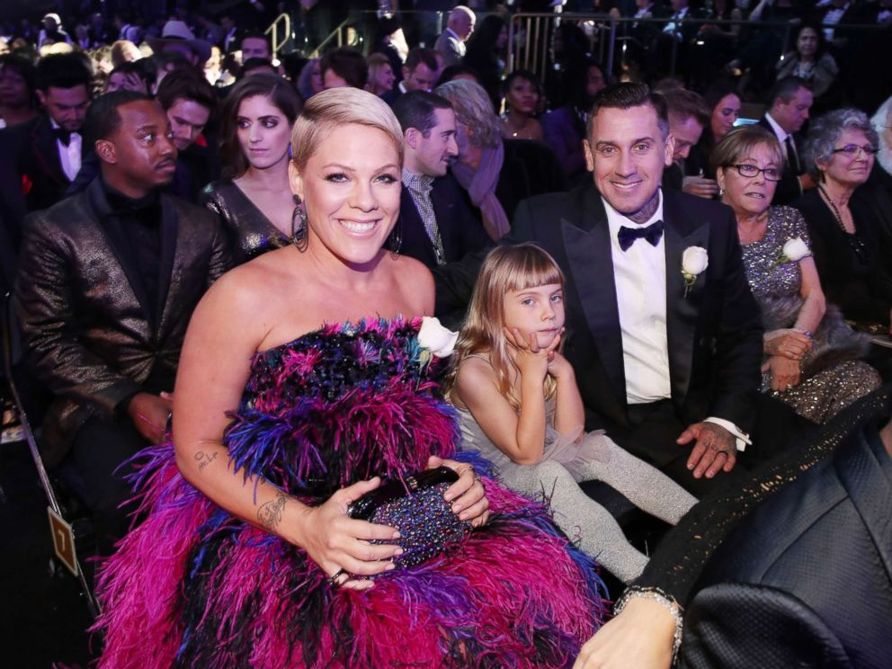 Pink Gets Real About The 'Most Humbling' Part Of Parenting